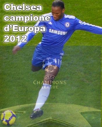 Chelsea vince Champions League