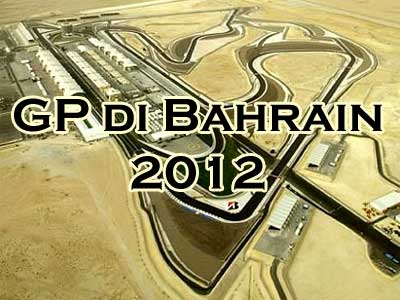 F1 GP Bahrain