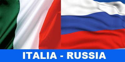 Amichevole Italia-Russia