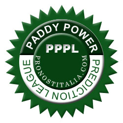 Paddy Power Prediction League