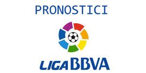 Pronostici calcio Liga spagnola