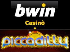 Bonus casino Bwin
