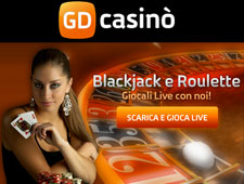 Bonus GD casino