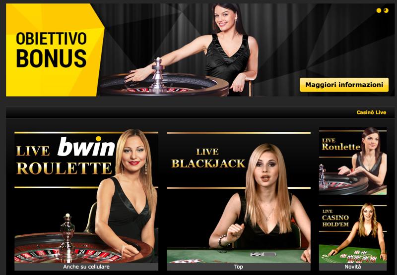 bwin casino live sicuro