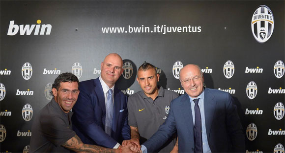 Partnership Bwin Juventus