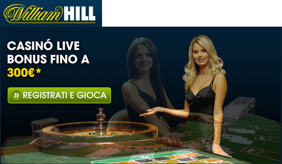 Casinò live WilliamHill