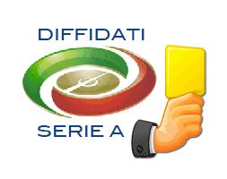 Diffidati serie A