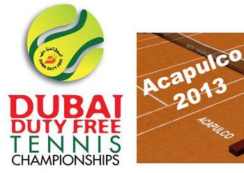 Tennis Dubai Acapulco