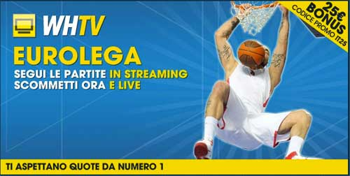 live streaming eurolega
