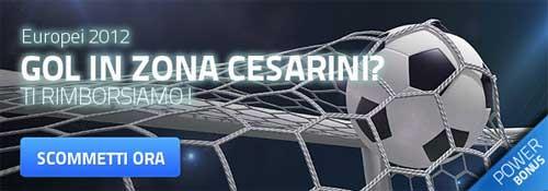 Power Bonus goal zona Cesarini