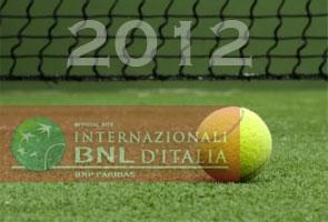 Internazionali di Roma 2012