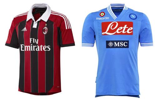Pronostici Milan Napoli
