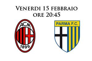 Quote Milan Parma