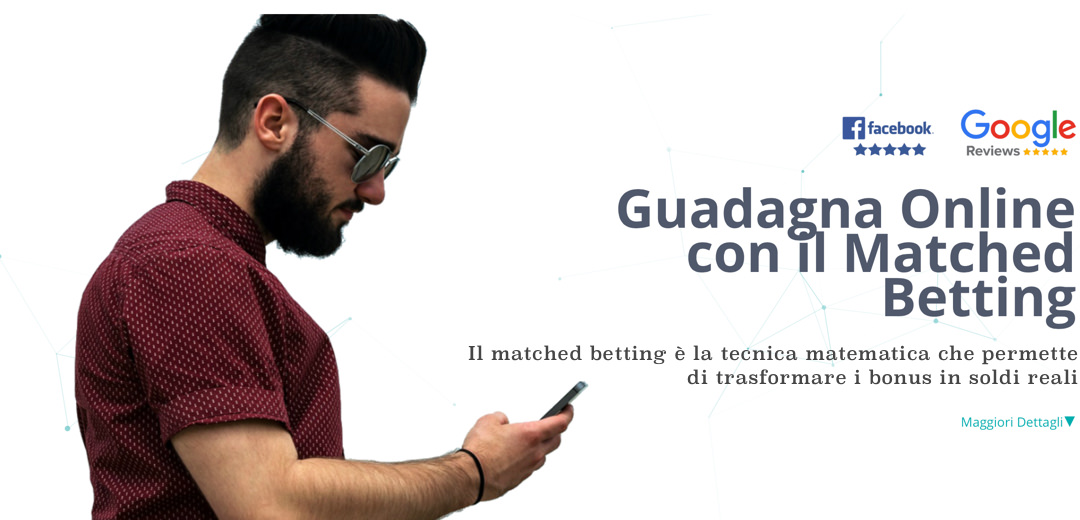 Matched betting con Ninjabet