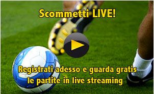 partite live streaming gratis