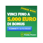 paddy power week
