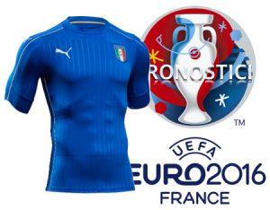 Pronostici Italia Euro 2016