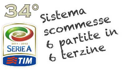 Sistema scommesse serie A